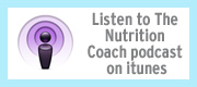 Listen to The Nutrition Coach podcast on itunes